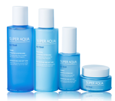 Missha Super Aqua Basic Series