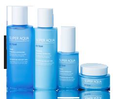 Missha Super Aqua Basic Series